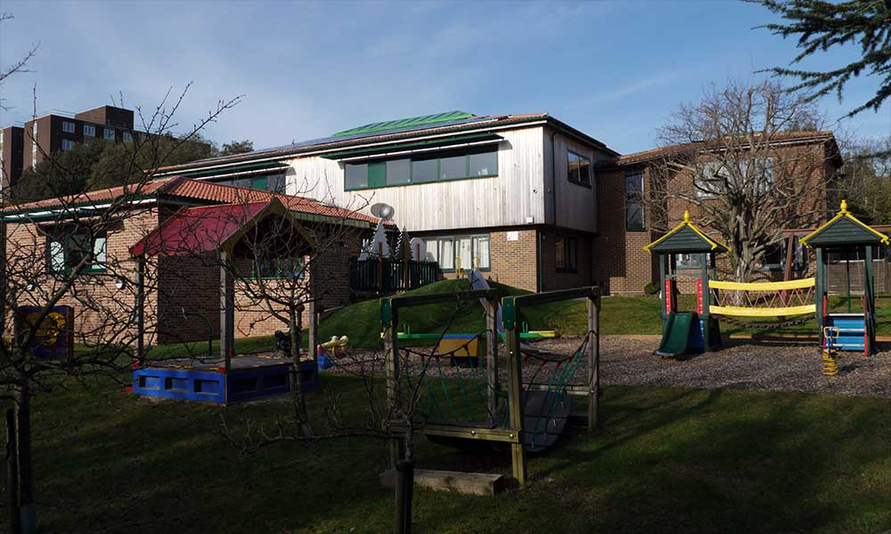 The Elizabeth Foundation's Family Centre