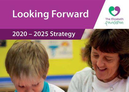 Looking Forward – Strategy 2020-2025