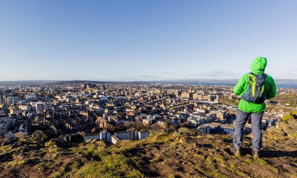 Edinburgh Seven Summits Challenge ' The Elizabeth Foundation for preschool deaf children