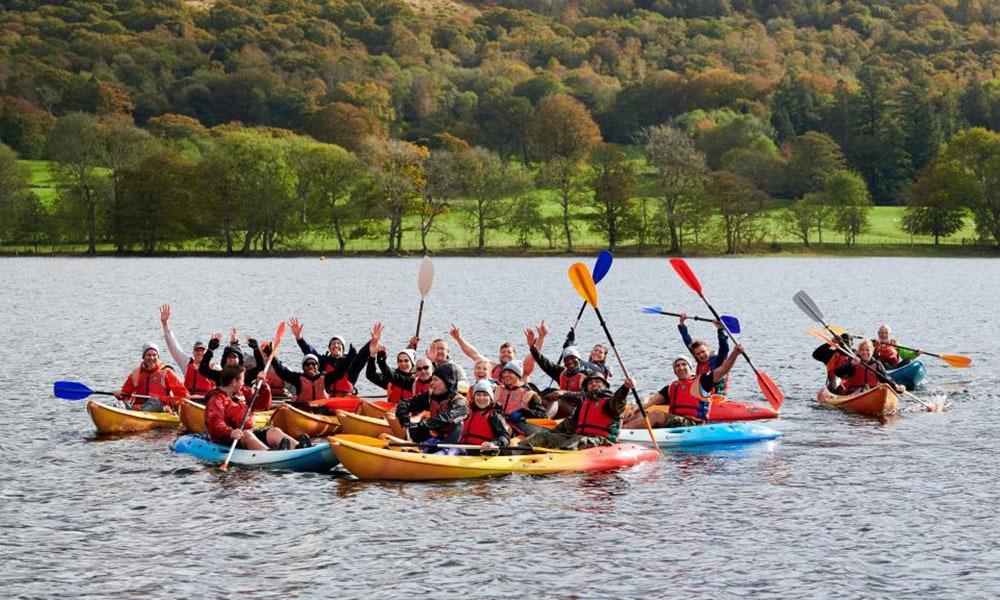 Lake District Triple Challenge - The Elizabeth Foundation for preschool deaf children