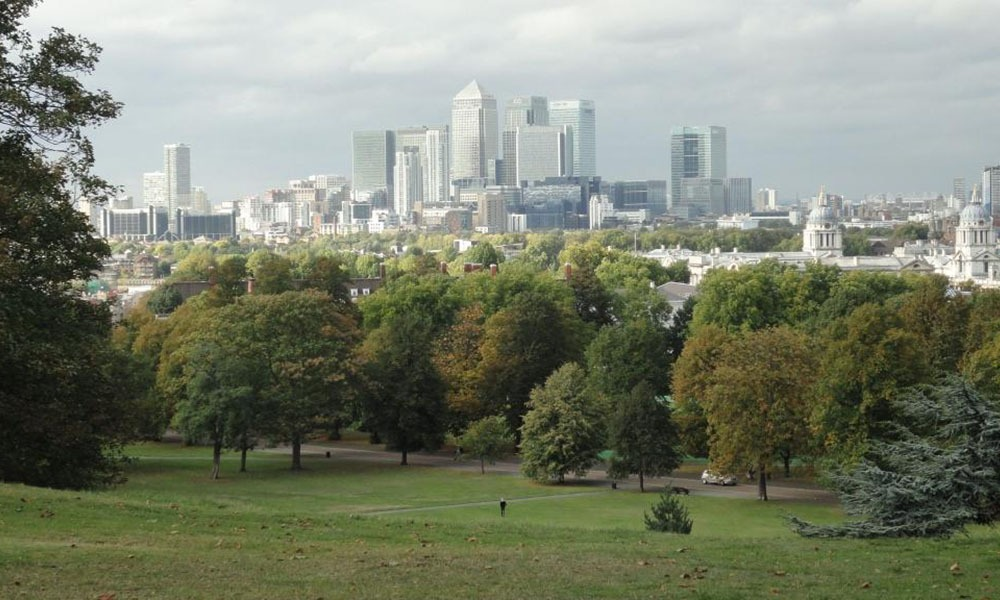 London Royal Parks Challenge - The Elizabeth Foundation for preschool deaf children