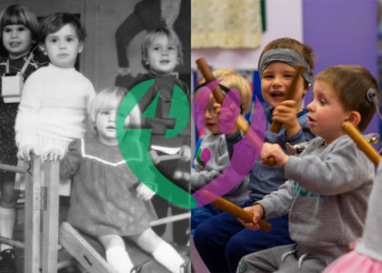 Celebrating 40 years of helping deaf children learn to listen and talk