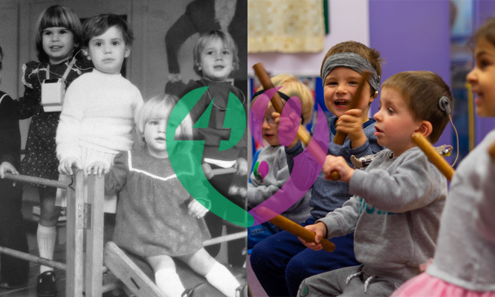 The Elizabeth Foundation - 40 years helping deaf children learn to listen and talk