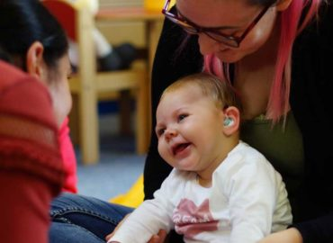 New baby music resources available at Let's Listen and Talk